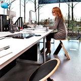Wigli One actief zitten in office environment
