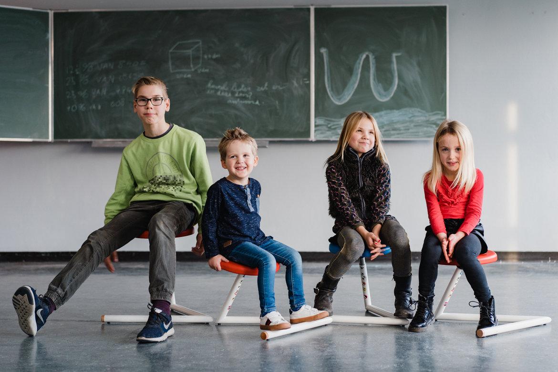 Wackeln-im-Klassenzimmer