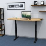Sit-stand table Homeoffice